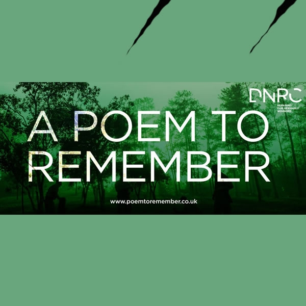 UPDATED JUNE 2018: The winning entry of A Poem To Remember