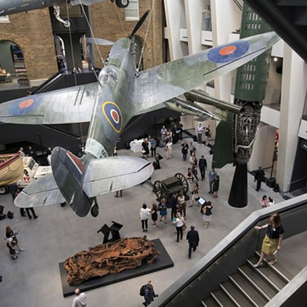 Imperial War Museum library threatened with closure