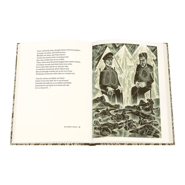 The Folio Society - Wilfred Owen: Selected Poems