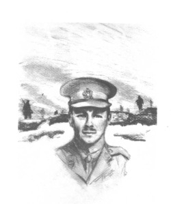 Wilfred Owen cards (pack of 5, 2 designs)