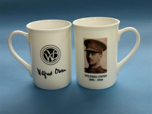 Wilfred Owen mug